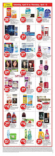 Shoppers Drug Mart Canada Flyer April 8 to 13, 2017 (ON)