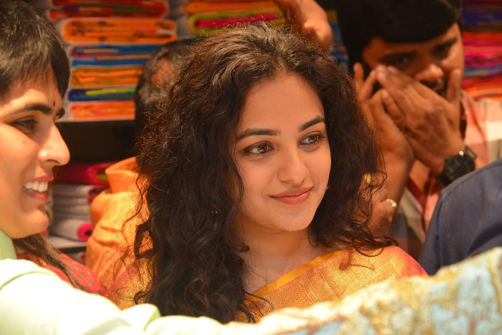 Nitya menon latest glam pics-HQ-Photo-7