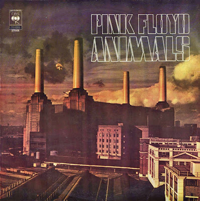 Pink Floyd Animals 1977)