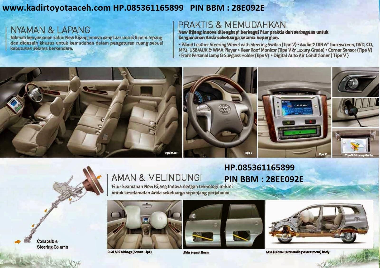 grand new kijang innova v 2014 launching avanza harga mobil spesifikasi toyota terbaru