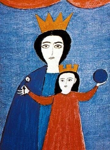 Madona - Alfredo Volpi e suas principais pinturas