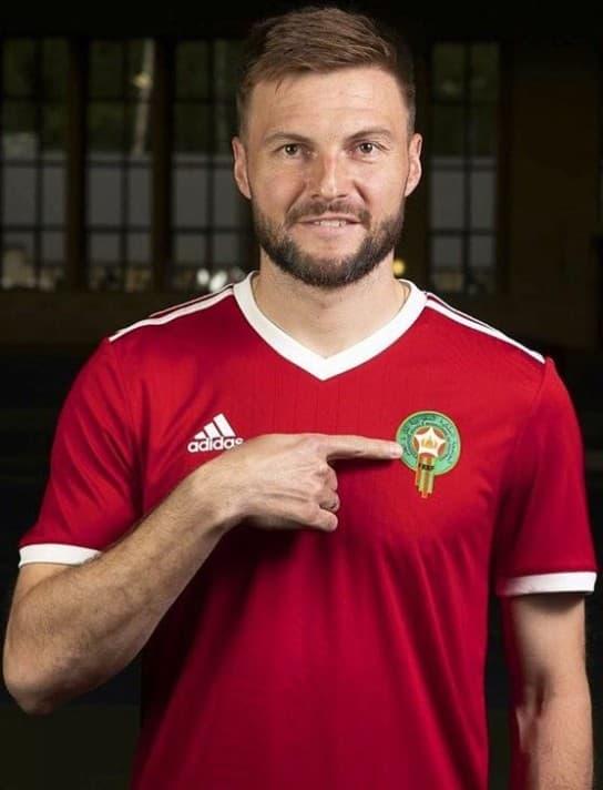 モロッコ代表 2018 ユニフォーム-ワールドカップ-ホーム