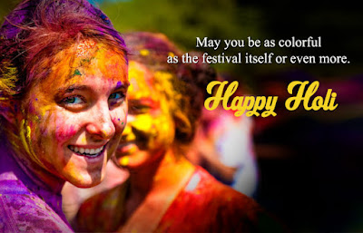 Holi Wishes Images HD