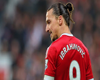 Ibrahimovic Man. United