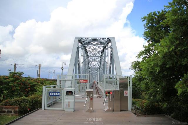 大樹舊鐵橋天空步道
