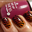 Gradient & Stripes with Enas Plates