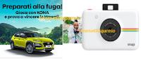 Logo Concorso ''The Kona Escape'': vinci gratis 30 Polaroid Snap e una vacanza alle Hawaii