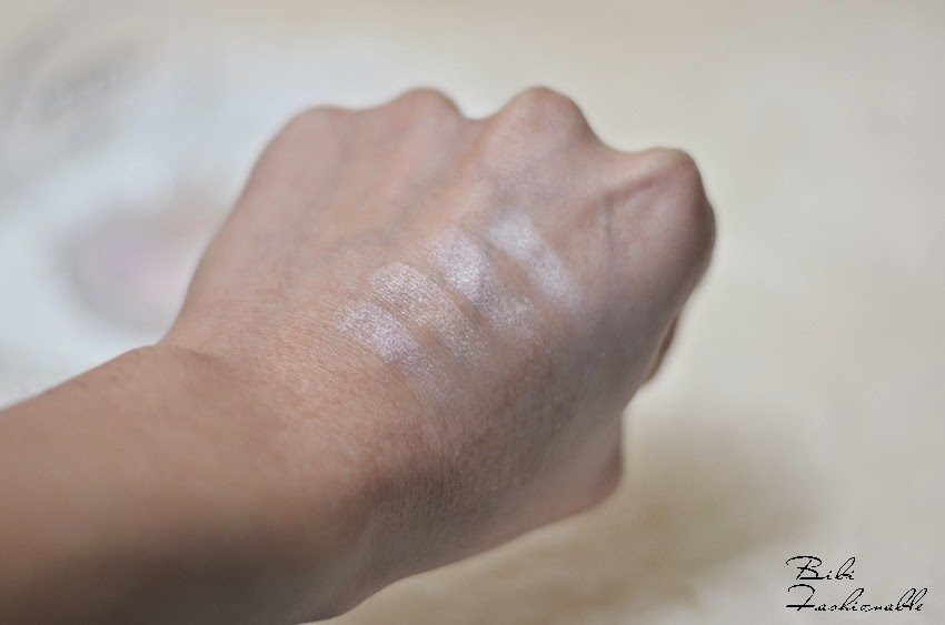 essence quattro eyeshadow 17 crème de la crème Swatches