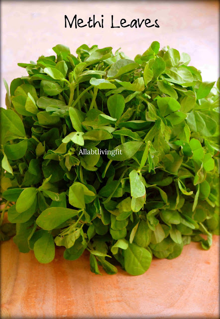 METHI Seeds and Leaves- Bitter in taste but better for health