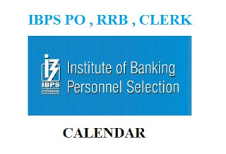 IBPS Tentative time table for all posts
