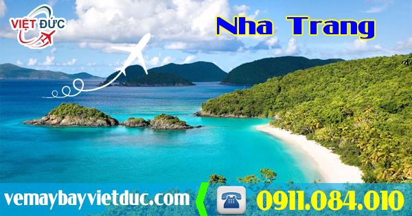 mua vé máy bay đi Nha Trang giá rẻ
