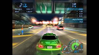 Need For Speed Underground 1 PC Game