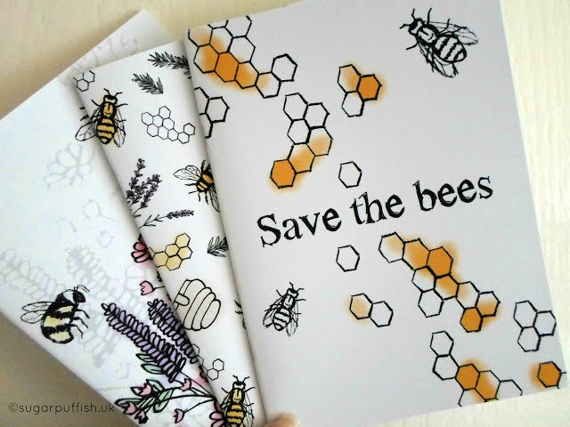 Nectar & Bumble notebooks