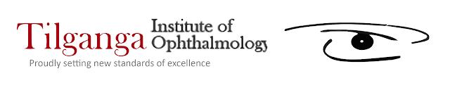 Logo of tilganga institute of ophthalmology