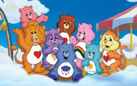 Mece Dobrici - Medvedici dobrog srca - Care Bears