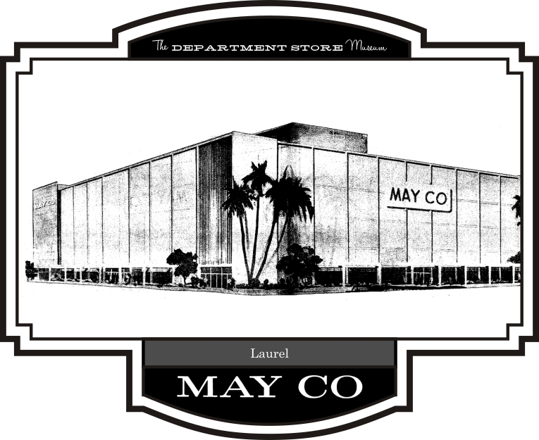The Department Store Museum The May Company Los Angeles