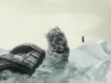 Este extraño objeto hallado por los rusos podría haber sido una nave espacial