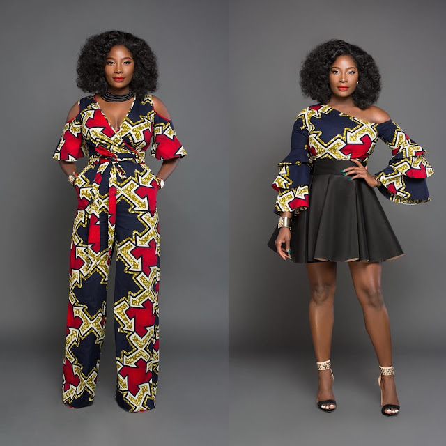 20 Best Trendy Styles Made with Ankara