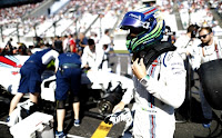 Felipe Massa Williams 2017