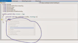 Transparent Intellisense using ctrl key in vs2012