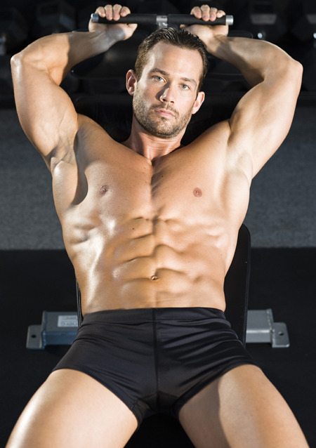 model sex amazing male