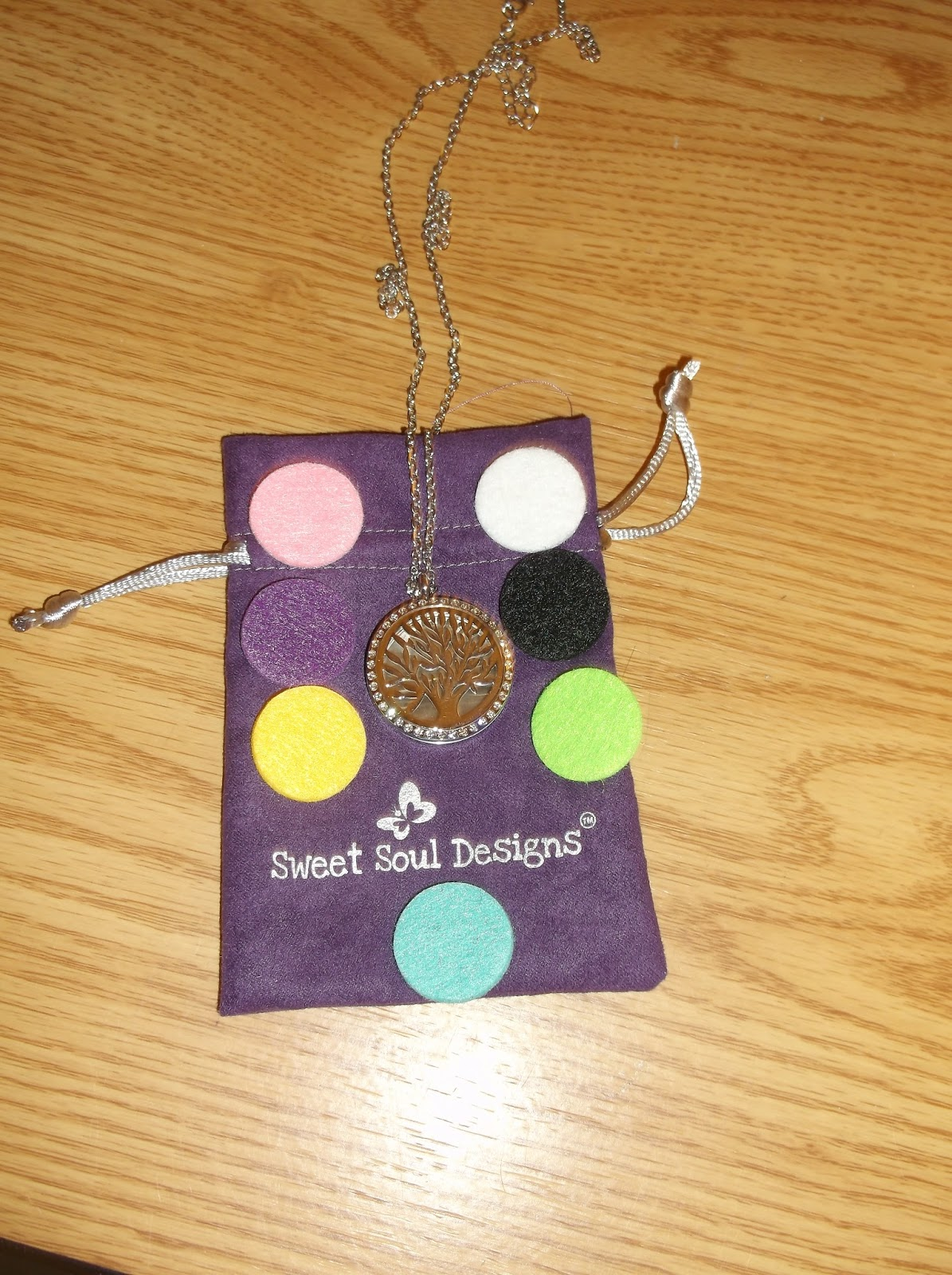 Missys Product Reviews : Sweet Soul Designs Tree of Life Essential ...