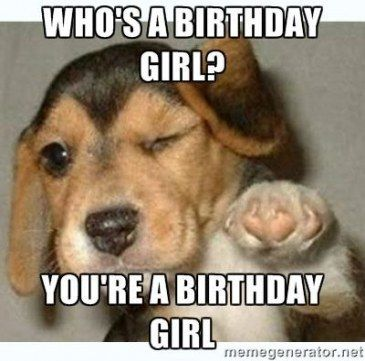 160 Best Birthday Memes For Her 2019 Funny Witty Images For