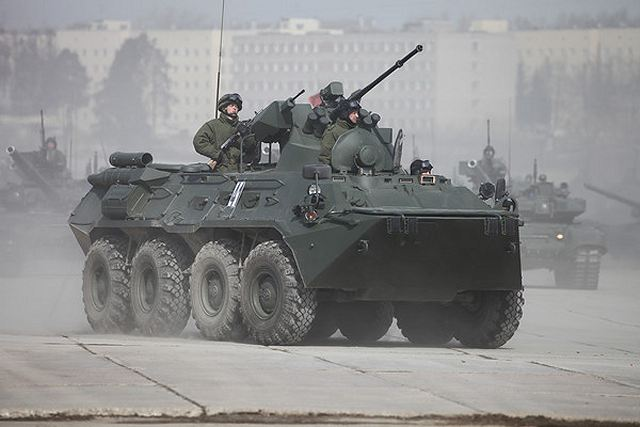 Russian Army Part Three 105