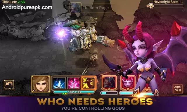 Heroes Master Mod Apk