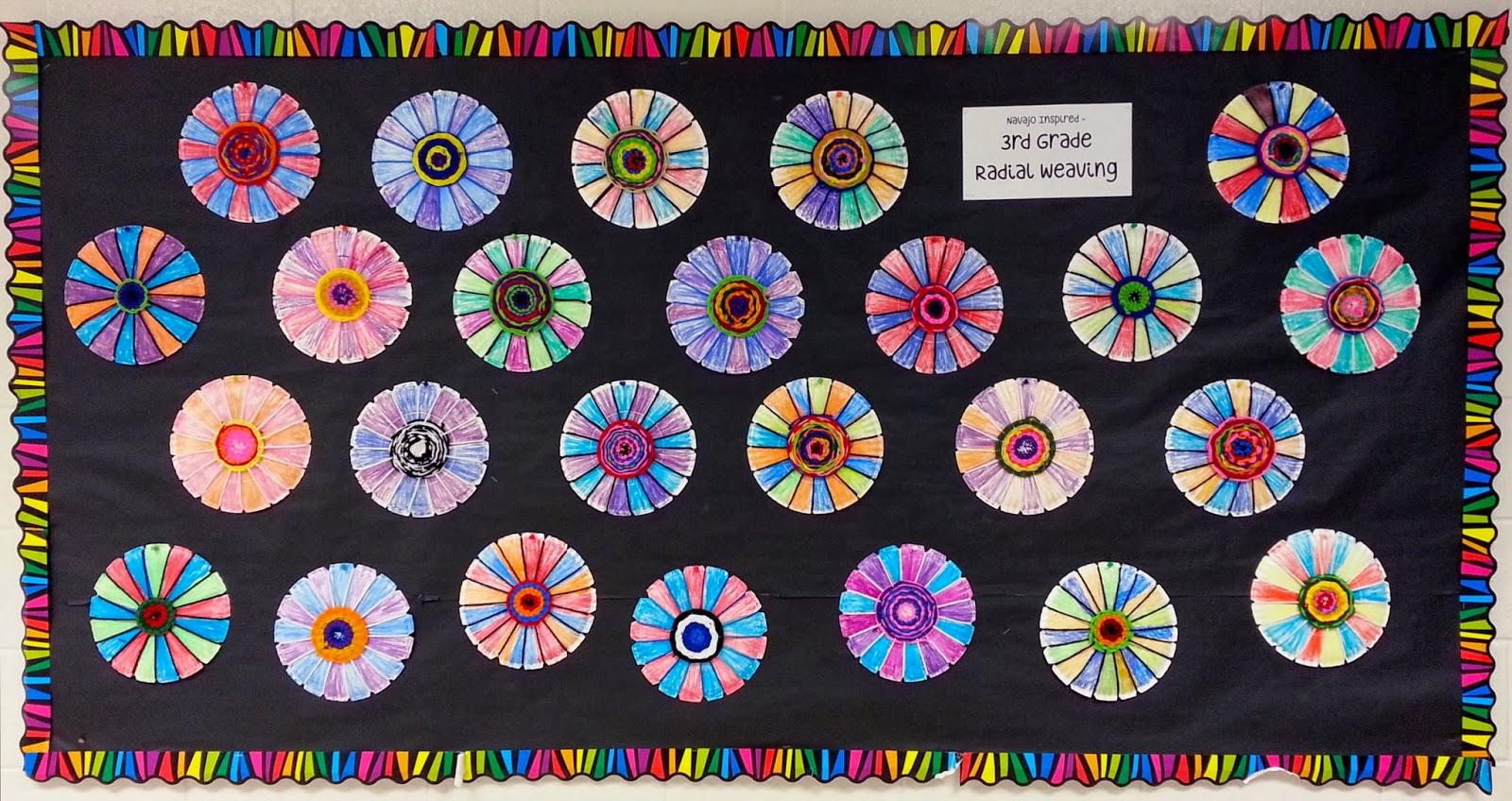 Artistic Symmetrical Ideas Early Elementary Up Through Fifth Grade