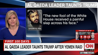 Yemen Raid: Al Qaeda Leader Mocks 'New Fool' In The White House
