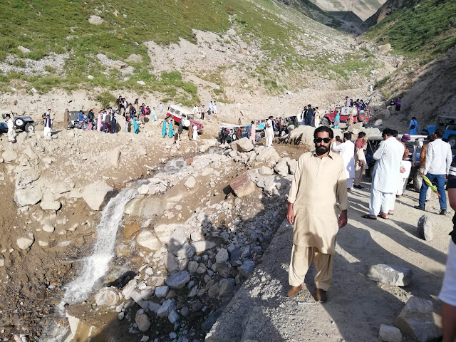 Kaghan Valley, which is called a paradise on earth by many people, is slowly attracting tourists lost due to the lack of infrastructure as the authorities seem less to preserve their natural beauty.