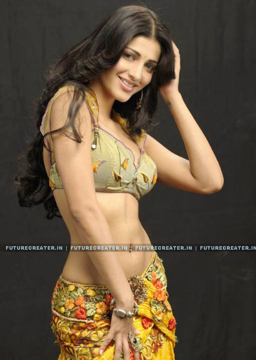 Actress Shruti Hassan's hot and Sexy Photos Stills Gallery
