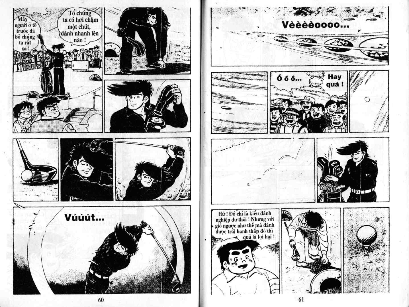 Ashita Tenki ni Naare chapter 3 trang 29