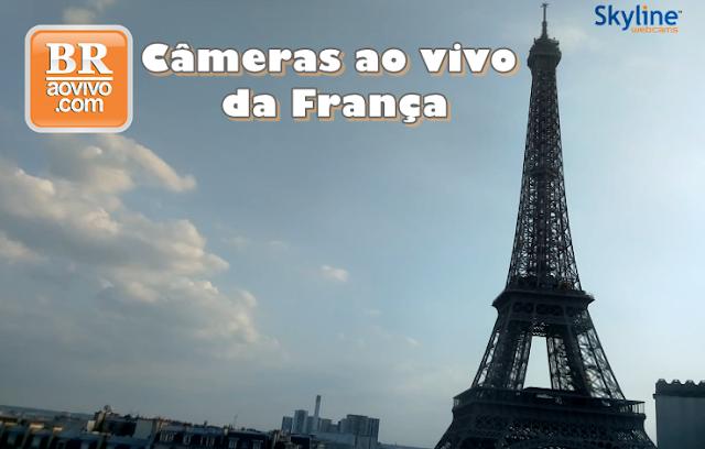 câmeras ao vivo da frança