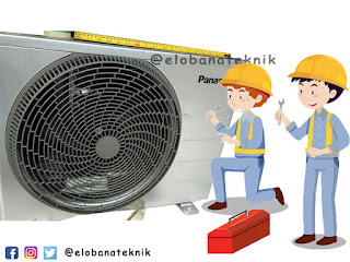 Service AC di Pondok Benda