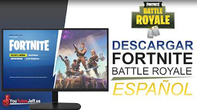 fortnite battle royale download pc mac