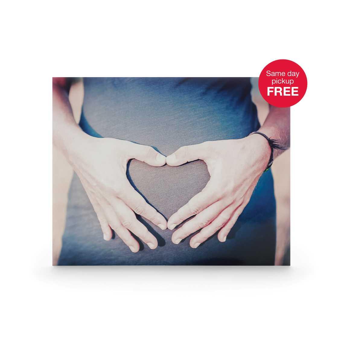 savvy spending  cvs free 8x10 photo print  through today