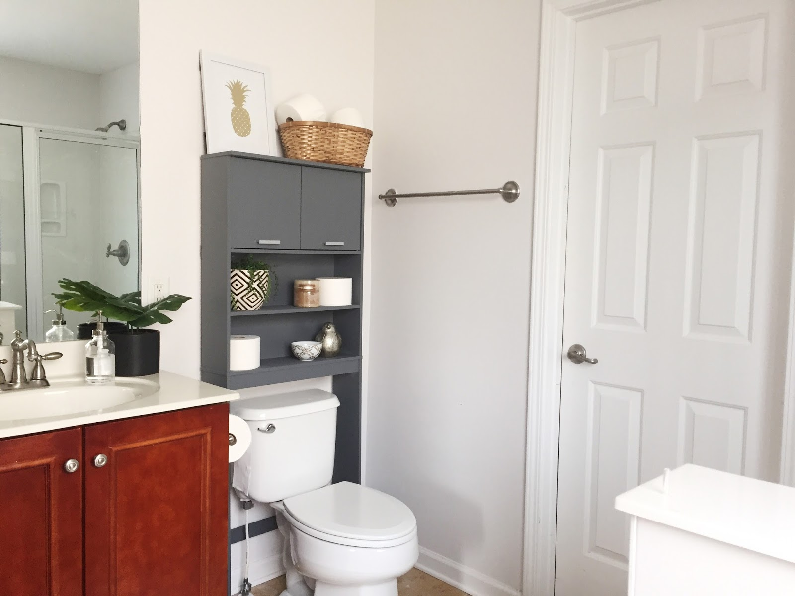 Superbe Easy Weekend Bathroom Refresh