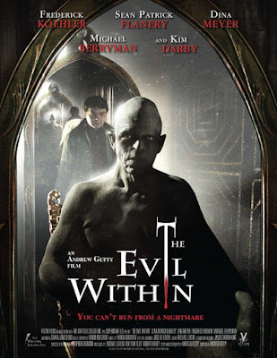 The Evil Within 2017 DVD R1 NTSC Sub