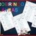 PINTANDO LETRAS E REGISTRANDO PALAVRAS - ATIVIDADES PARA ALFABETIZAÇÃO