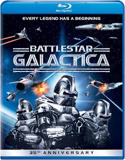 Galáctica: La película (Battlestar Galactica: The Movie)