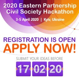 2020 EaP Civil Society Hackathon