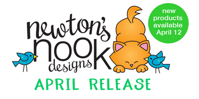 Newton's Nook Designs | April 2019 New Release