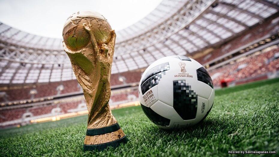 4 Bola Rasmi Piala Dunia FIFA Paling Kontroversi