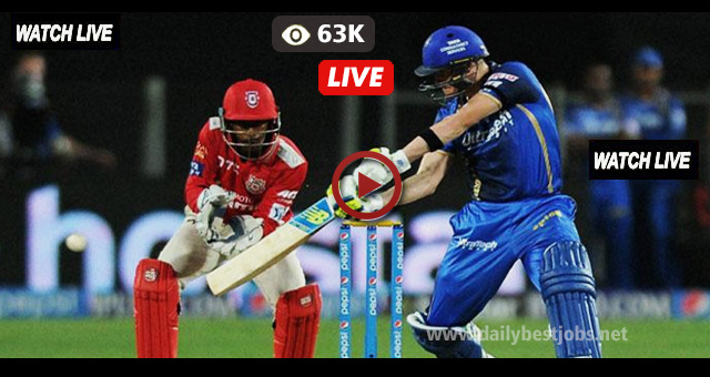 KXIP vs RR Live Streaming Online Live Cricket Score Watch IPL 2018