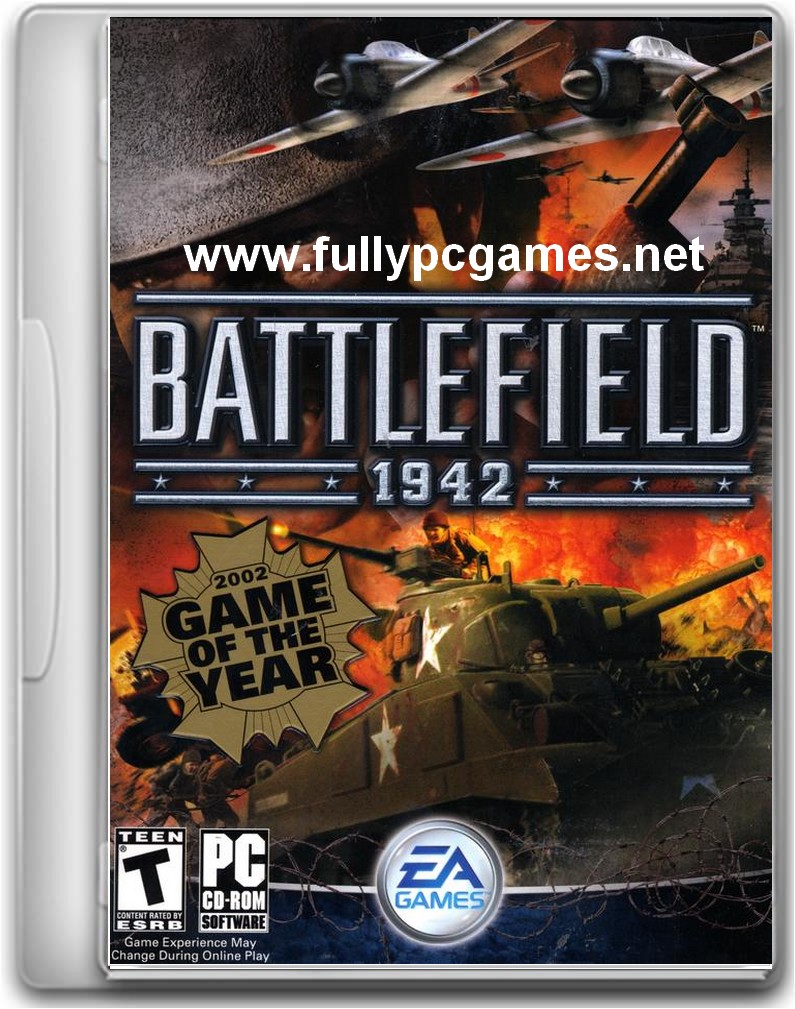 Battlefield 1942 The Complete Anthology PC Game Full Version Free Download Note: This file will be download by u Torrent.