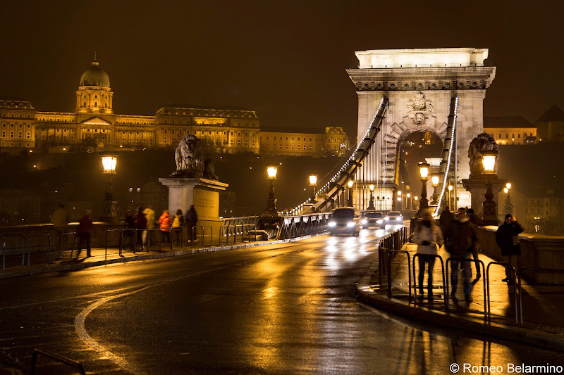 Chain Bridge and Buda Castle What to Do in Budapest in One Day