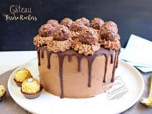 Gâteau Ferrero Rocher {anniversaire}
