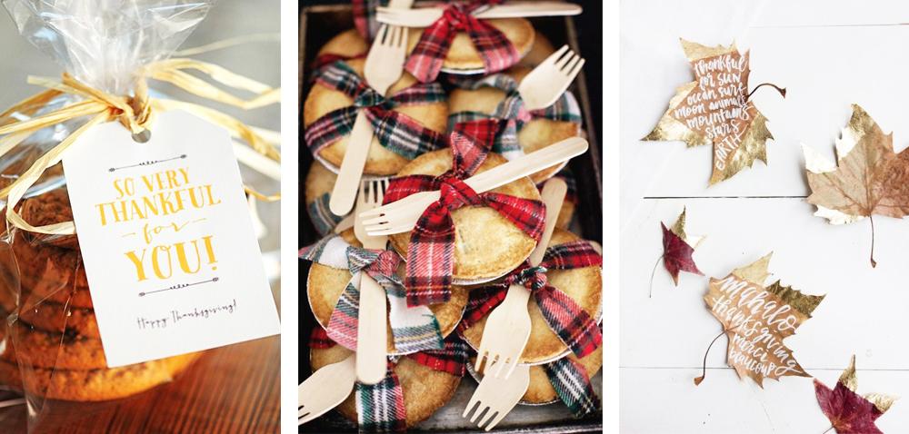detalle para regalar en acción de gracias o thanksgiving a tus invitados fácil y económico
